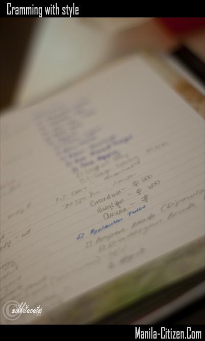 BALER - Cramming